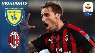 Chievo 1-2 Milan | Piątek Scores Again As Milan Continue Great Form | Serie A