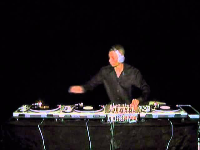 Axis Mix (Complete) - Jeff Mills / Exhibitionist DVD