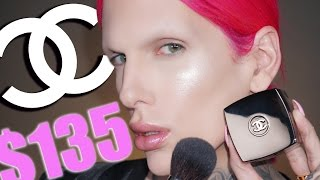 $135 CHANEL FOUNDATION... Is It Jeffree Star Approved??