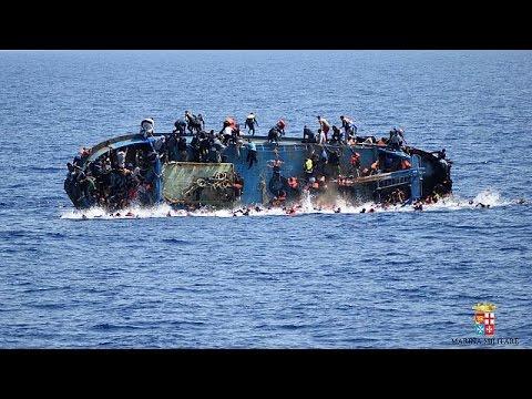 Μεσόγειος Θάλασσα νεκρών προσφύγων μεταναστών
