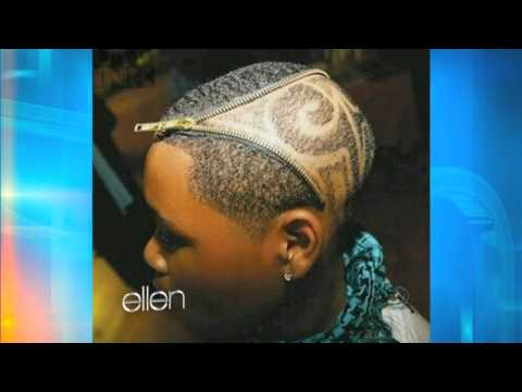 Ellen's 'Oh Hair No!' Video