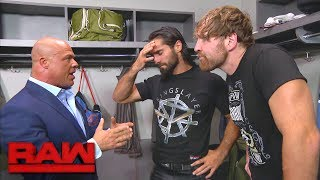 Nonton Dean Ambrose And Seth Rollins Unite  Raw  July 17  2017 Film Subtitle Indonesia Streaming Movie Download