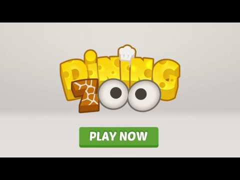 Dining Zoo - Game Trailer