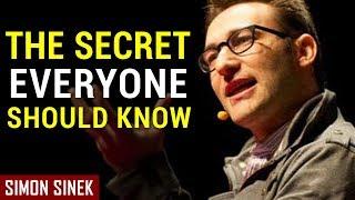 Video Simon Sinek: THE SECRET EVERYONE SHOULD KNOW (Best Speech Ever) MP3, 3GP, MP4, WEBM, AVI, FLV Maret 2018