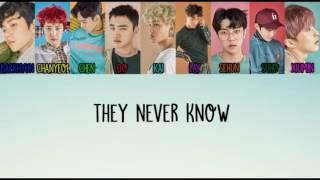 Video EXO - They Never Know (Han|Rom|Eng Lyrics) MP3, 3GP, MP4, WEBM, AVI, FLV Juli 2018