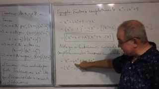 Algebra Intermedia - Lección 21 - B (otras Factorizaciones De Trinomios De Tipo Cuadrático)