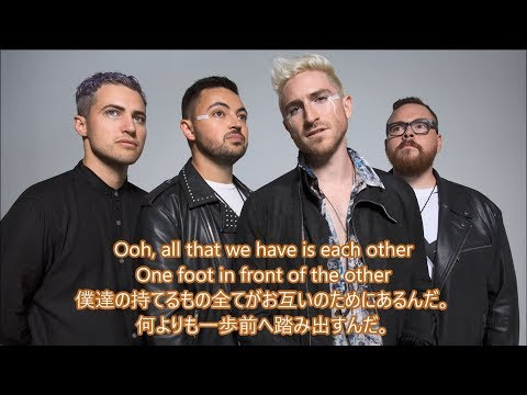 Video 洋楽 和訳 Walk The Moon - One Foot download in MP3, 3GP, MP4, WEBM, AVI, FLV January 2017
