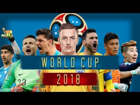 Best Goalkeepers World Cup 2018 • HD
