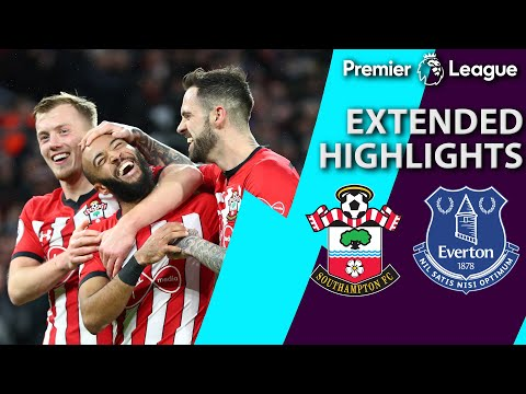 Video: Southampton v. Everton | PREMIER LEAGUE EXTENDED HIGHLIGHTS | 1/19/19 | NBC Sports