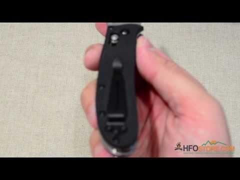 Демонстрація ножа Ganzo 704