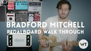Video Pedalboard Walk Through - Bradford Mitchell (June 2015) MP3, 3GP, MP4, WEBM, AVI, FLV Juni 2018