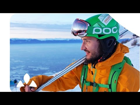 4K Freeskiing & Environment Protection: BioSkieur (HD) l VAUDE