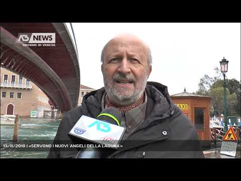 13/11/2019 | «SERVONO I NUOVI 'ANGELI DELLA LAGUNA'»