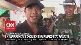Video Pulang Kampung, Zohri Terkejut Melihat Rumah Barunya MP3, 3GP, MP4, WEBM, AVI, FLV Maret 2019