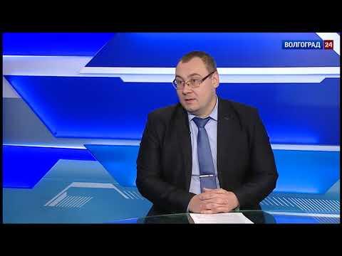 Дмитрий Локтионов, председатель комитета по труду и занятости населения Волгоградской области