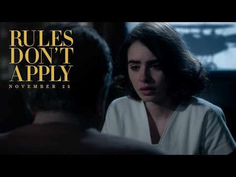 Rules Don't Apply (Music Trailer)