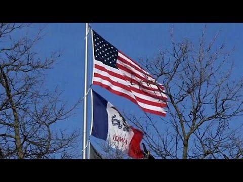 """Αϊόβα: H πολιτεία που """"βγάζει"""" τους μονομάχους της αμερικανικής προεδρικής αναμέτρησης"""