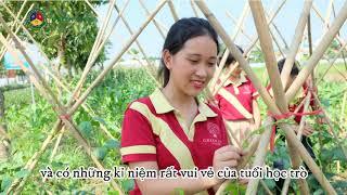 Chăm sóc vườn sinh thái