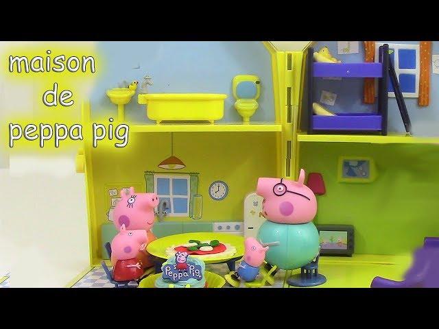 released maison de peppa pig playhouse jouet pCAte CA modeler cochon