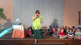 Autorzy dzieciom dzieci autorom – Elżbieta Czajka – Czerwiec 2017