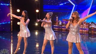 Video Britain's Got Talent 2018 Miss Tres Surprises Everyone Full Audition S12E05 MP3, 3GP, MP4, WEBM, AVI, FLV Mei 2018