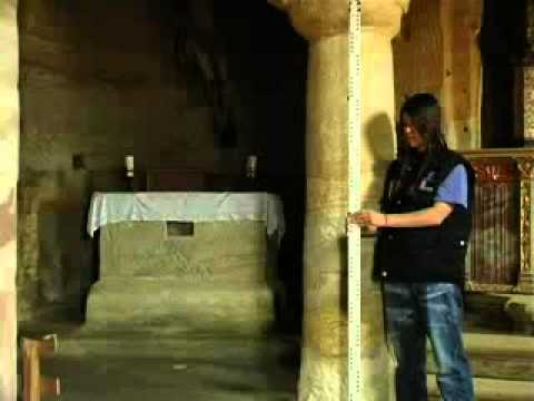 Plan Románico Norte. Intervención en la iglesia rupestre de Olleros de Pisuerga.