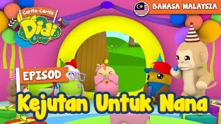 Video #38 Episod Kejutan Untuk Nana | Didi & Friends MP3, 3GP, MP4, WEBM, AVI, FLV Juni 2019