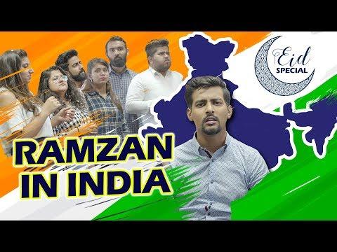 RAMZAN IN INDIA (Eid Special)   Aashqeen