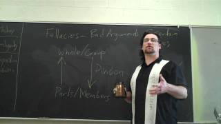Critical Thinking: Fallacies Of Composition And Divison