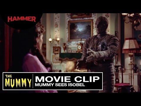 The Mummy / Mummy Sees Isobel (Official Clip)
