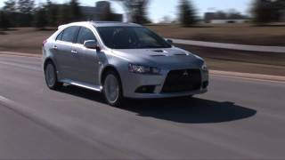 2011 Mitsubishi Lancer Sportback Ralliart - Drive Time Review