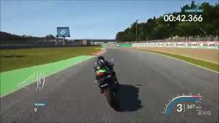7. RIDE - 2014 Kawasaki Ninja ZX6R 636 Gameplay (PC HD) [1080p]