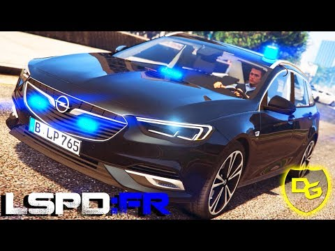 GTA 5 LSPD:FR #172 - Die Berliner Kripo! - Daniel Gaming - Grand Theft Auto 5 LSPDFR