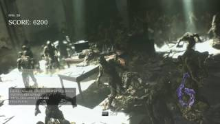Resident evil 6 Benchmark on LiquidSky High performance machine