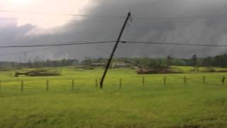 Louisville (MS) United States  City pictures : 4/28/2014 2nd Tornado in Louisville, MS