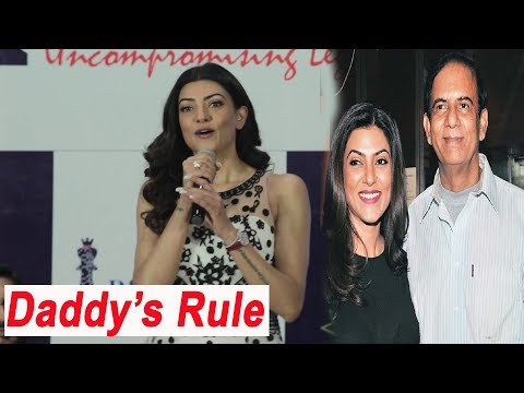 Papa Ke Rules...! by Sushmita Sen