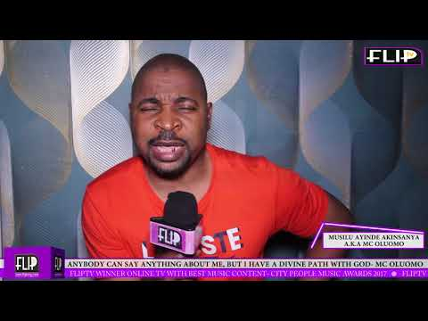 Anybody Can Say Anything About Me, But I Have A Divine Path With God- Mc Oluomo