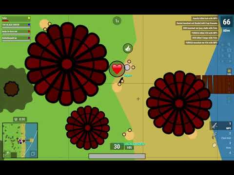*LIMITED TIME MODE* METEOR SHOWER - SURVIV.IO