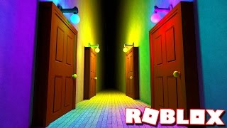 Roblox Adventures - CHOOSE THE CORRECT DOOR OR DIE IN ROBLOX! (Guess the Door)