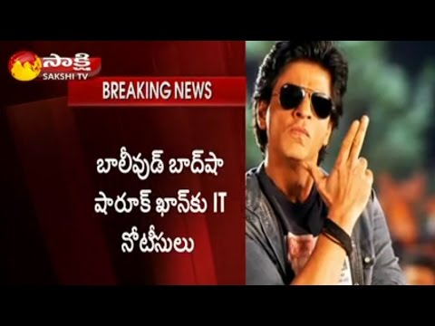 Shah Rukh Khan gets notice from I-T department; asked to spell out offshore investment