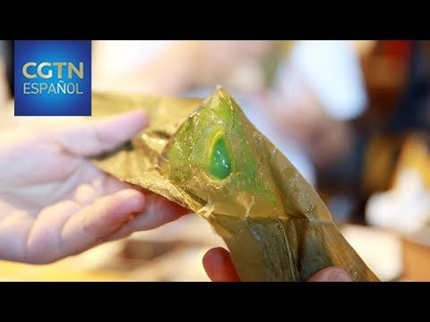 Poemas para enamorar - Aparecen nuevas tendencias en la elaboración de los zongzi para atraer a los jóvenes