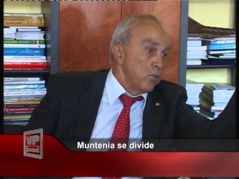 Muntenia se divide