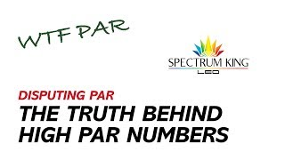 Disputing PAR | The Truth Behind High PAR Numbers by Spectrum KING LED