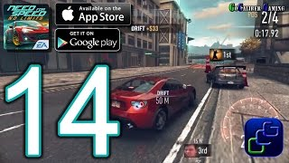 NEED FOR SPEED No Limits Android iOS Walkthrough - Part 14 - Car Series: Tokyo Streets: Chapter 2, EA Games, video games
