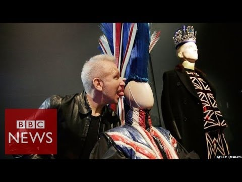 his - French fashion designer Jean Paul Gaultier explains why he chooses to use unconventional looking models in his shows. He was known as the enfant terrible of ...