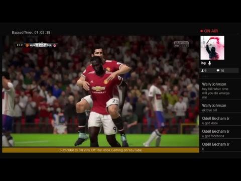 FIFA 18 Live Champions League Ep4