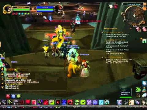 World Of Warcraft! Private server 4.0.3 Hellowow.