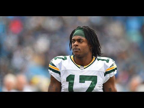 Packers WR Adams tweets frustration following brutal hit