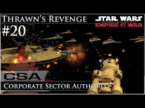 Pricey Pentastar Push [Ep 20] Thrawn's Revenge 2.3 Preview - Star Wars: Empire At War Mod