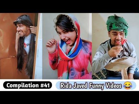 Compilation #41  Rida Javed Funny Videos Feat. Naeem Javed And Sameer Javed